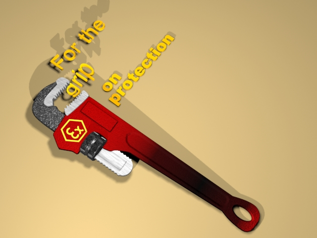 Pipe Wrench Ex