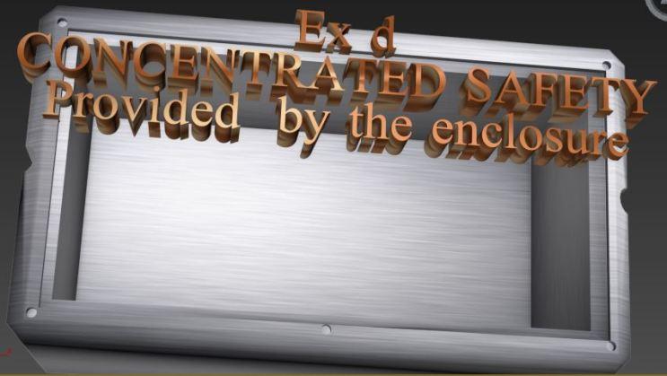 expeltec ex d box