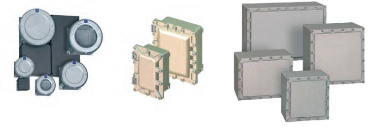 Junction Boxes from Ex industry