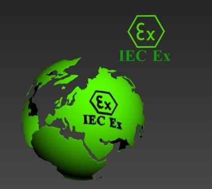 GLOBE IEC Ex